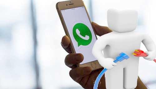 Hasil gambar untuk jaringan internet video call whatsapp bermasalah
