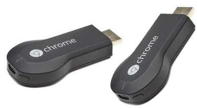 android ke TV dengan chromecast
