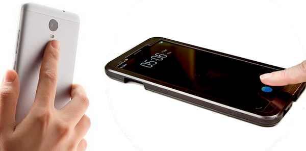 Fingerprint Xiaomi trouble tidak fungsi