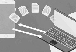 Transfer File dari Android ke Laptop Tanpa Kabel Tanpa Aplikasi ShareIt