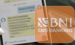 Cara Mengaktifkan SMS Banking BNI melalui ATM dan Kantor Cabang