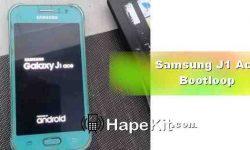 Mengatasi HP Samsung J1 Ace Hanya Tampil Logo Saja