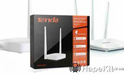 Tips Ganti Sandi Hotspot WiFi Router Tenda dari HP Android