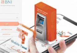 Cara Tarik Uang Tunai Tanpa Kartu BNI di Mesin ATM