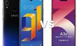 Perbandingan Vivo Y91 dan OPPO A3s Mana Yang Lebih Bagus?
