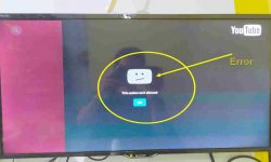 Mengatasi Youtube Error di TV Box Huawei Indihome