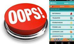 Mengatasi Trouble BNI Mobile Banking Gagal Proses Transfer