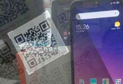Cara Scan Kode QR di HP Xiaomi Tanpa Install Aplikasi