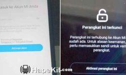 Cara Bypass Akun Mi Xiaomi Setelah Flash atau Reset Ulang