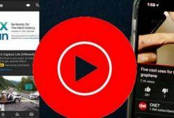 Cara Merubah Tema Youtube Android Menjadi Mode Gelap