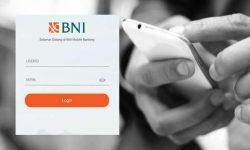 Mencari Nota Transfer di BNI Mobile Banking Versi Terbaru