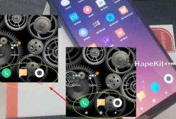 Cara Menyembunyikan Tombol Navigasi Redmi Note 7