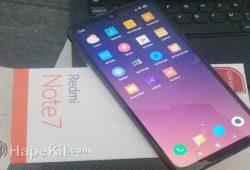 Cara Pindah Jalur Data Kartu SIM 1 ke SIM 2 HP Redmi Note 7